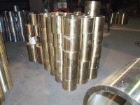 Изготавливаем втулки бронзовые для карьерных экскаваторов